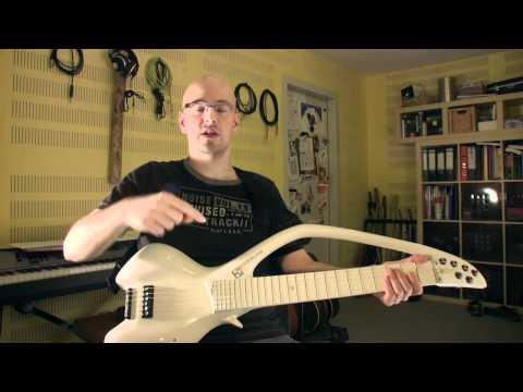 GearGossip Basslab Nylon Guitar review.mov
