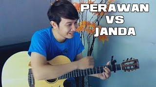 Video (Cita Citata) Perawan Atau Janda - Nathan Fingerstyle | Guitar Cover MP3, 3GP, MP4, WEBM, AVI, FLV November 2017