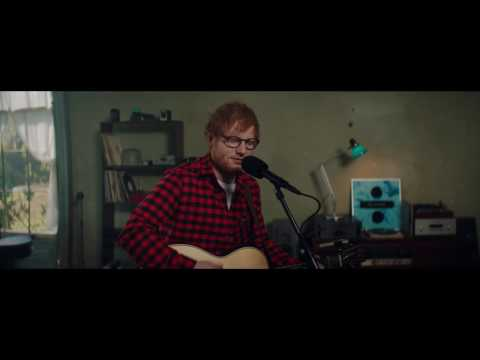 Ed Sheeran - How Would You Feel (Paean) [Live] (видео)