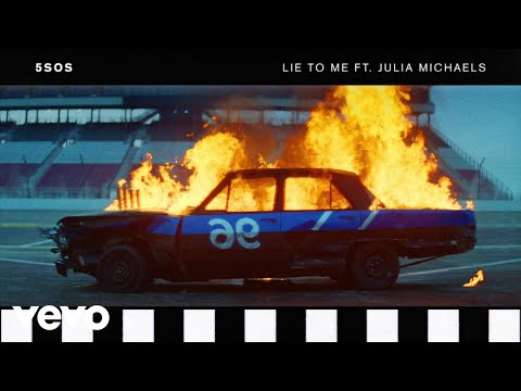5 Seconds Of Summer - Lie To Me ft. Julia Michaels (Audio)