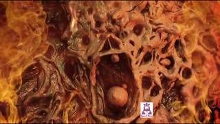 Horror movie clip vampire clay (last scene). Must see