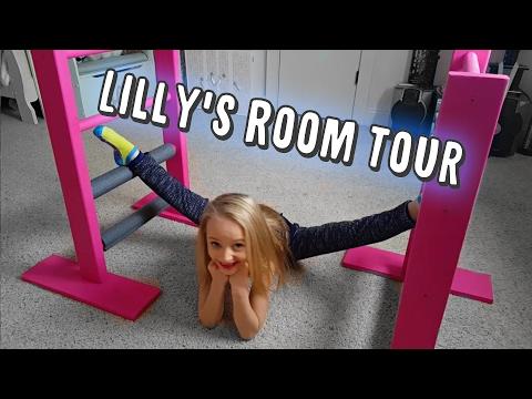 Lilly K Room Tour! - Lilliana Ketchman - Dance Moms (видео)