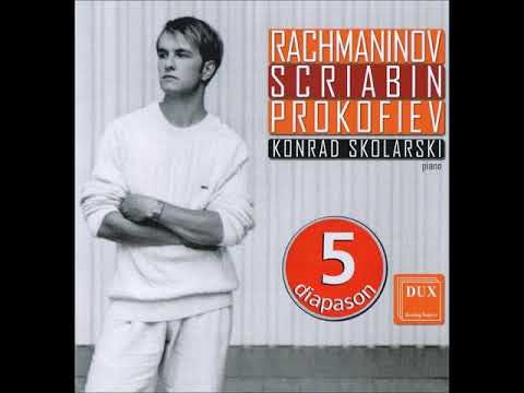 Konrad Skolarski plays Rachmaninov Sonata No.2 (first edition 1913)