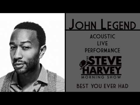 John Legend Performs 'Tonight (Best You Ever Had)' Live & Acoustic