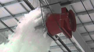 Aircraft Fire Suppression Test - Cooler Than You Expected!