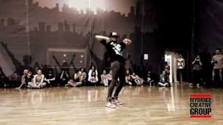 Tyga - Switch Lanes feat. The Game // by SASHA SHERMAN // MYDANCE TOUR RUSSIA 2013 Moscow