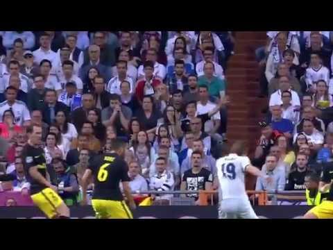 Real Madrid vs Atletico de madrid 3 - 0  2017 05/ 02 all goals & highlights