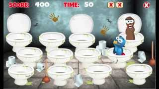 FREE Whack A Poo Toilet Farts YouTube video
