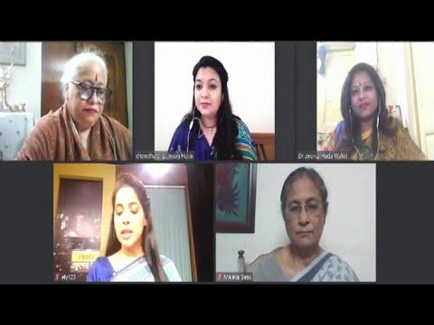 Ekusher Raat || বিষয়: করোনাকালে নারী || 10 September 2020 || ETV Talk Show