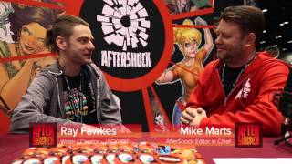 AfterShock Comics Interview with Ray Fawkes