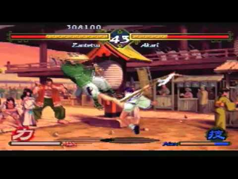 the last blade neo geo review
