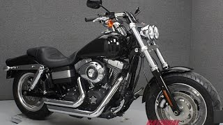 7. 2010  HARLEY DAVIDSON  FXDF DYNA FAT BOB  - National Powersports Distributors