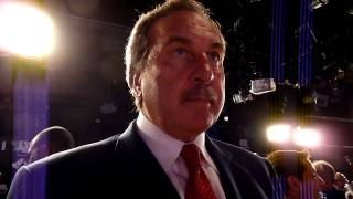 Washington Wizards GM Ernie Grunfeld Post-NBA Draft Lottery Reaction