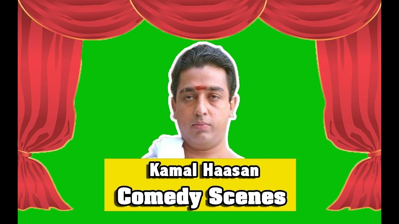 Kamal Haasan Comedy – 33 – Tamil Movie Superhit Comedy Scenes