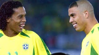 Video Ronaldinho and Ronaldo Making History Against Germany MP3, 3GP, MP4, WEBM, AVI, FLV September 2018