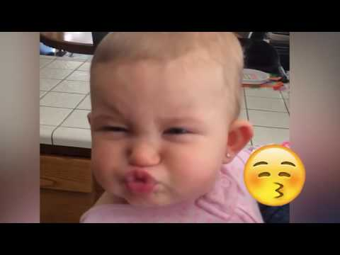 En komik emoji bebekler HD