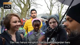 Video Panggilan Korban , Hashim Vs Wanita katolik dari Amerika | Speakers Corner | Hyde Park MP3, 3GP, MP4, WEBM, AVI, FLV Mei 2018
