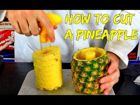 3種非常實用~切鳳梨的方法!學起來吧~