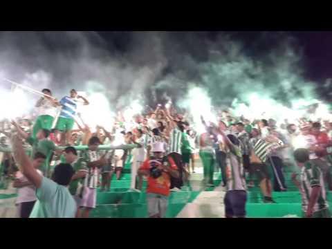 Desamparados 1 vs Trinidad 0 - Torneo Federal B 2016 (Hinchada) - La Guardia Puyutana - Sportivo Desamparados