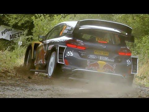 WRC Rallye Deutschland 2018 | Crashes, Mistakes & Action