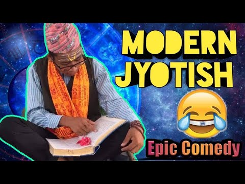 Modern Jyotish Nepali Funny Video