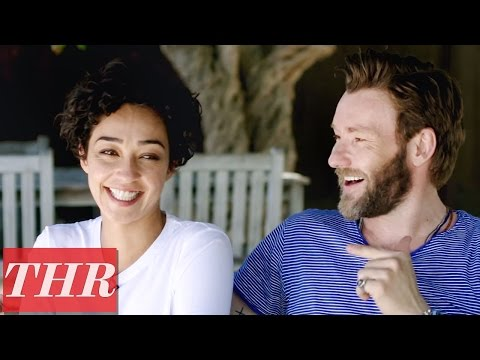 'Loving' Co-Stars Ruth Negga & Joel Edgerton Play 'First, Best, Last, Worst' | THR (видео)