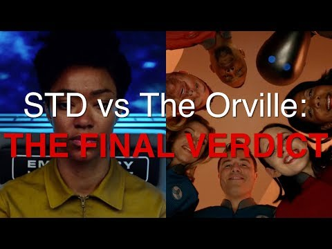 Std Vs The Orville: The Final Verdict