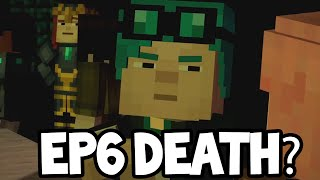 """Minecraft Story Mode - Episode 6 - WHO DIES!?! """"Portal To Mystery"""""""