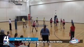 Caston Volleyball vs North White (Invite)