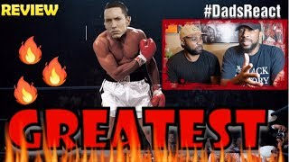 Video DADS REACT   GREATEST x EMINEM   HE JUST PUT ALL WHITE RAPPERS ON NOTICE   REACTION & BREAKDOWN MP3, 3GP, MP4, WEBM, AVI, FLV Januari 2019