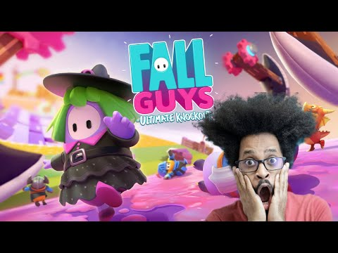 FallGuys : The Last Man Moments FallGuys Compilation WTF moments & Rage/Funny Moments Compilation