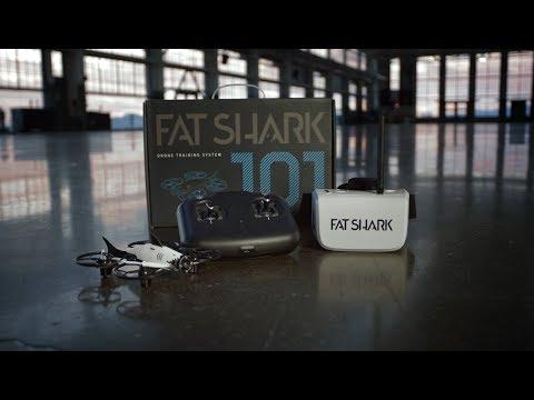 FAT SHARK 101 - LANÇAMENTO