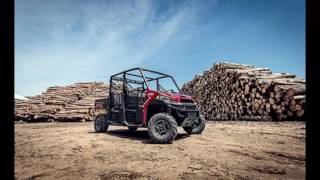 7. New face: 2018 Polaris RZR XP 1000 EPS