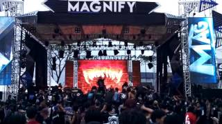 FORGOTTEN live show in SUKABUMI EUNDEUR 30 JULI 2017