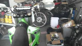 6. 2000 KX250 KX 250 Kawasaki TRADE OR SELL