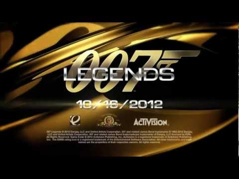 007 Legends: Licence to Kill and Die Another Day Combo Trailer