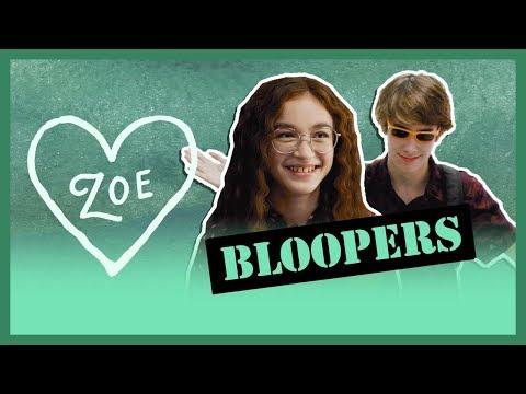 ZOE VALENTINE   Season 1   Bloopers