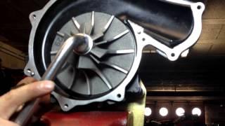 9. RXT RXP 215 Supercharger Rebuild