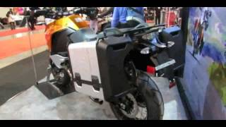 8. 2014 KTM 1190 Adventure Accessorized Walkaround