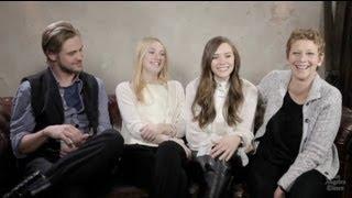 Nonton Dakota Fanning  Elizabeth Olsen On  Very Good Girls   Sundance Film Festival Film Subtitle Indonesia Streaming Movie Download