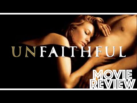 Unfaithful 2002 | Diane Lane | Richard Gere | Movie Review