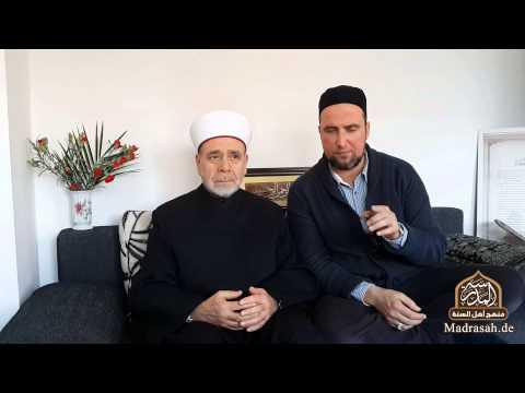 Mufti Abdul Fattah al-Bizm erklärt den Hadith al-musalsal bil-awwaliyya