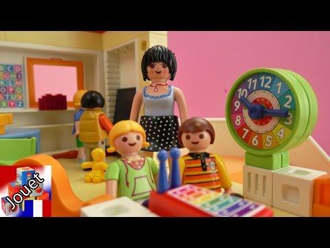 Film Playmobil Français – Maik et Mia rappellent l'éducatrice à l'ordre