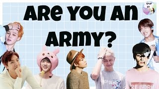 Video Are You an Army? (BTS Trash) l BTS Quiz MP3, 3GP, MP4, WEBM, AVI, FLV Maret 2018