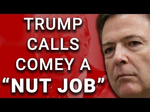 Trump Told Russians That Firing