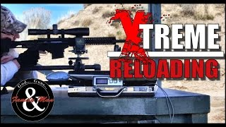 """In episode five of Extreme Reloading we are shooting for groups using various 168 gr. bullets (Sierra TMK, Hornady ELD, and Nosler CC) with the Ruger Precision Rifle. Watch as we put two bullets through the same hole at 100 yards (cue to 6:24)You might also like to watch:1/4"""" group video https://youtu.be/Pe3ZAfd28MIPrimers, Powder, and bullets oh my! https://youtu.be/BGFoWox6EhIAnd case sorting https://youtu.be/i6usDYj9AZM"""