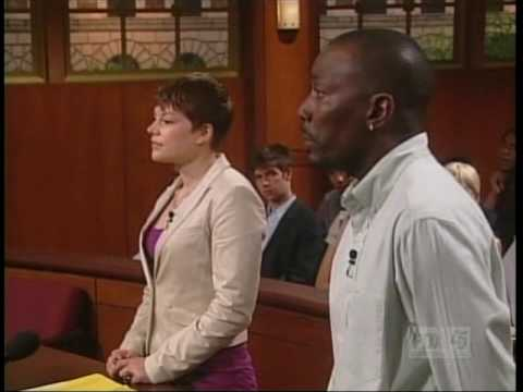 Man Hilariously Imitates Drunk Lady For Judge Judy