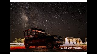 One Of A Kind Night Hunting Truck Goes Public  Night Crew S1e2