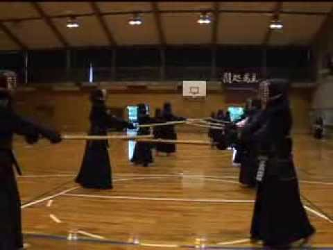 Japan High school Kendo champions
