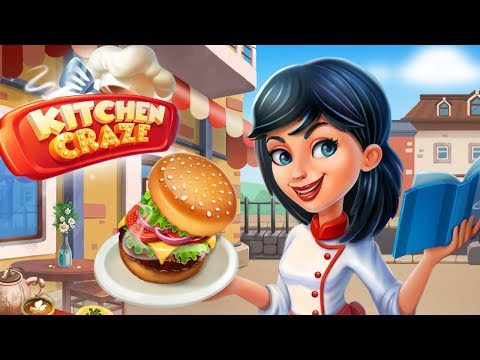 Kitchen Craze - Master Chef Cooking Game Hack New New New